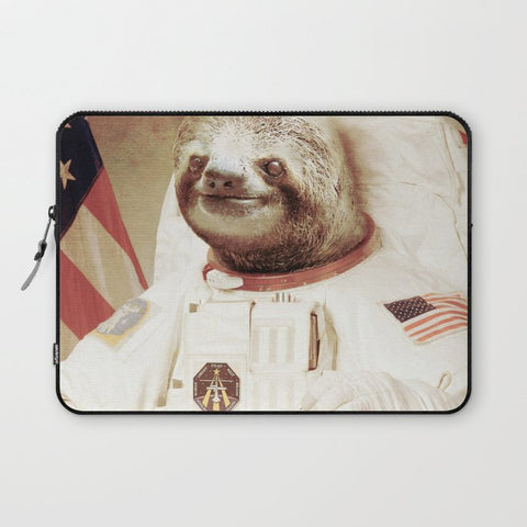 パソコンケース Sloth Astronaut by Bakus