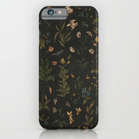 スマホケース Old World Florals