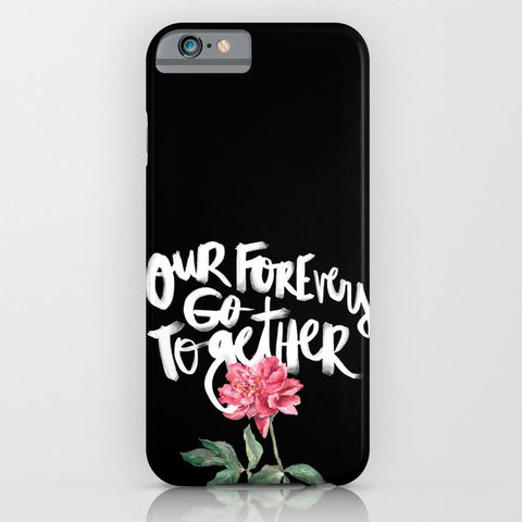 スマホケース Our Forevers Go Together by Karen Hofstetter
