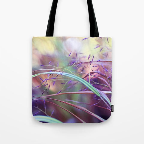 トートバッグ pretty grasses by Sylvia Cook Photography