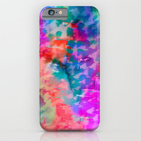 スマホケース Rainbow Leopard by Amy Sia