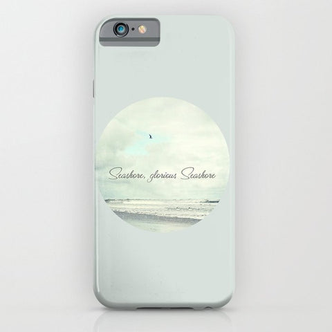 スマホケース Seashore glorious seashore by Sylvia Cook Photography