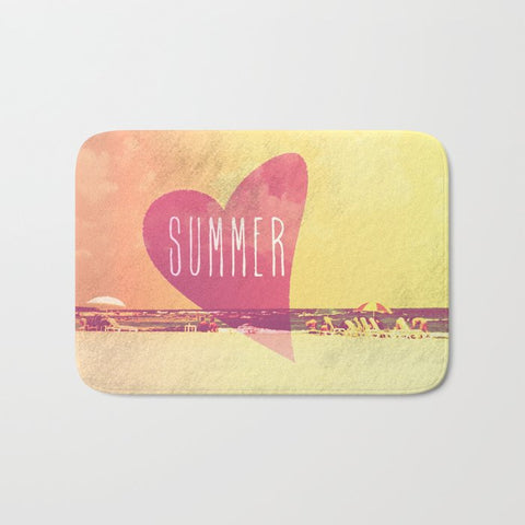 バスマット Summer Love by M Studio