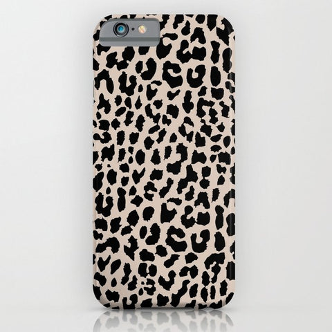 スマホケース Tan Leopard by M Studio