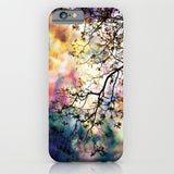 スマホケース the Tree of Many Colors by Caleb Troy