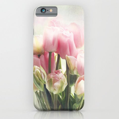 スマホケース tulip bouquet by Sylvia Cook Photography