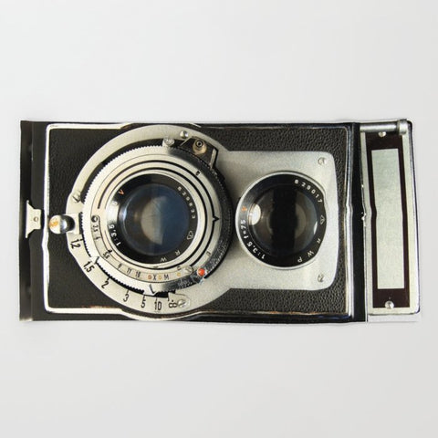 タオル Vintage Camera by Ewan Arnolda