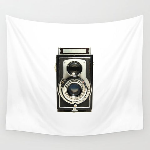 タペストリー Vintage Camera by Ewan Arnolda