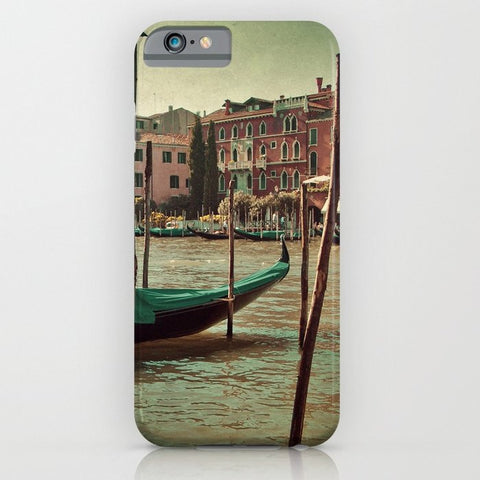 スマホケース Vintage Venice by Sylvia Cook Photography