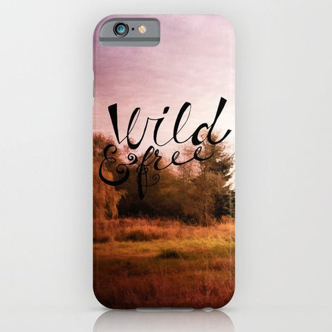 スマホケース wild and free: meadow by Sylvia Cook Photography
