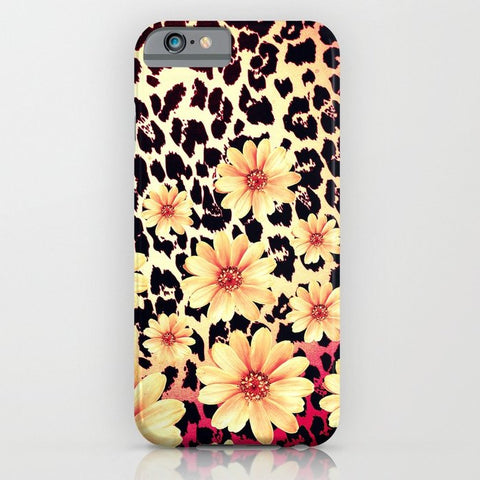 スマホケース Wild Flowers - for Iphone by Simone Morana Cyla