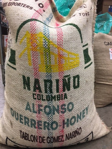 Colombia Narino Honey
