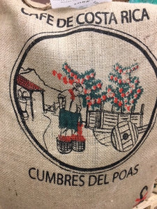 Costa Rica Black Honey Cumbres del Poas