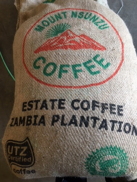 Zambia Natural Isanya Estate