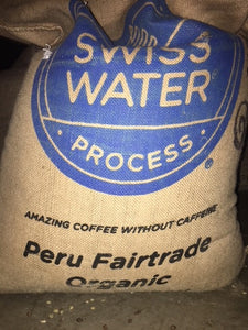 Decaf Peru (Swiss Water Process)