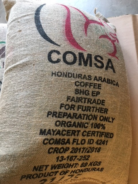 Honduras COMSA Natural