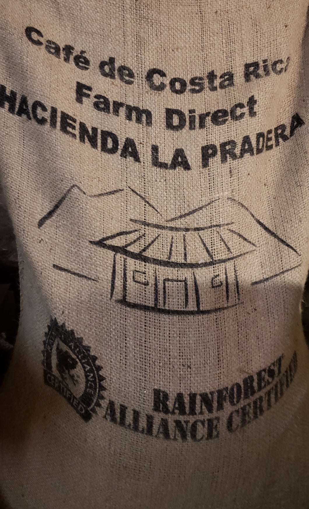 Costa Rica Red Honey La Pradera