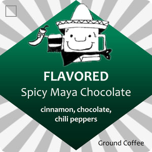 Spicy Mayan Chocolate