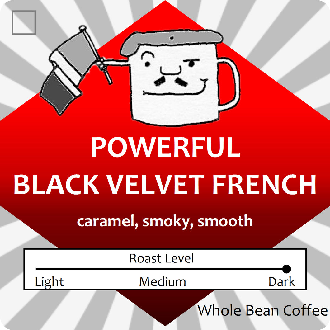 Black Velvet French