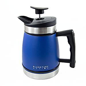Stainless French Press 32 oz - Blue