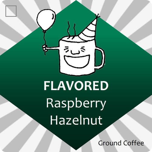 Raspberry Hazelnut