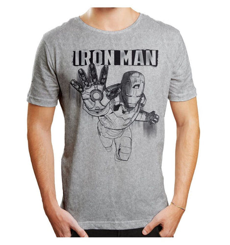 T-shirt Homme Iron Man