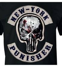 T-shirt Punisher Marvel - Punisher New-York