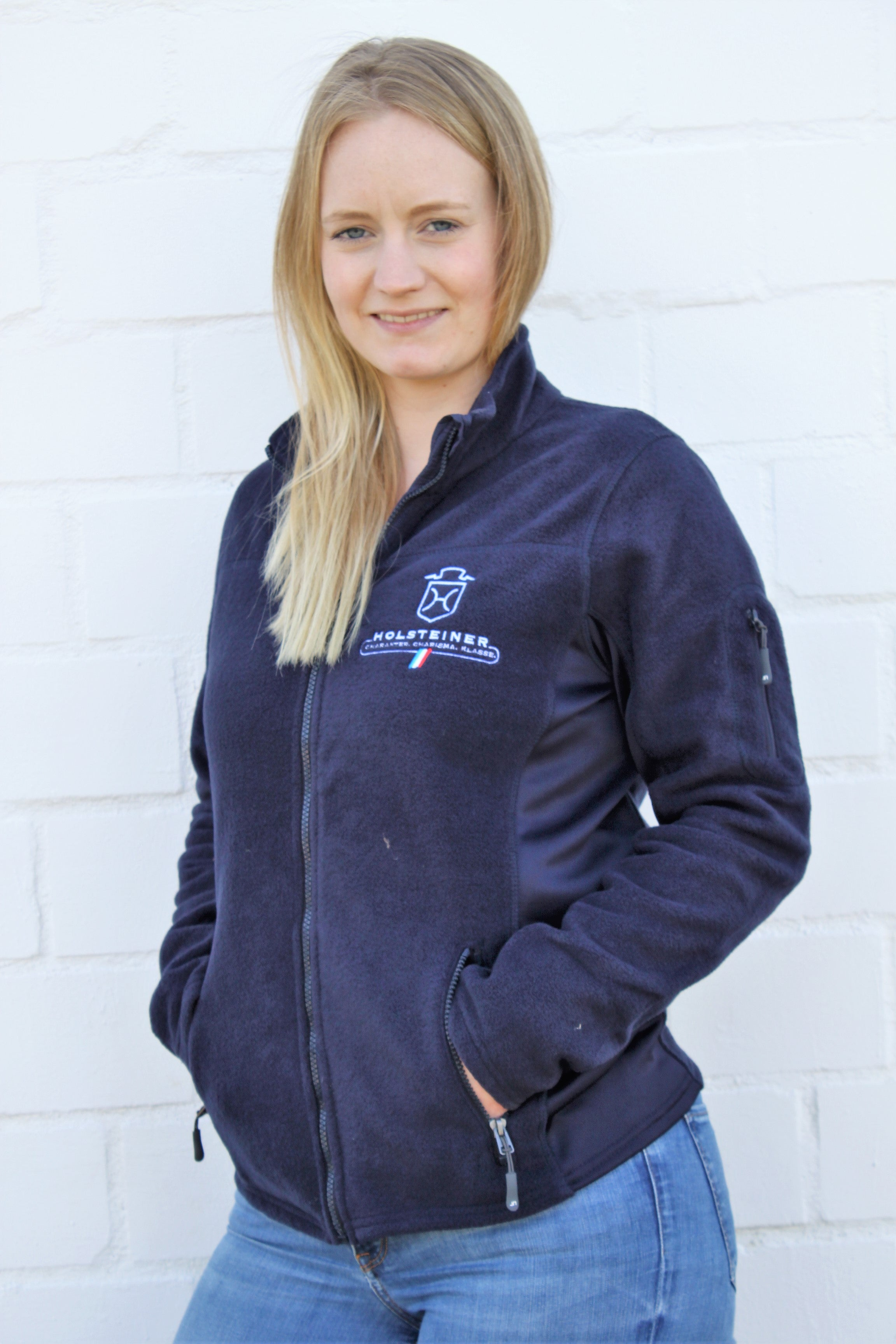 Fleecejacke Workwear Fleece Jacket Ladies (3209) navy