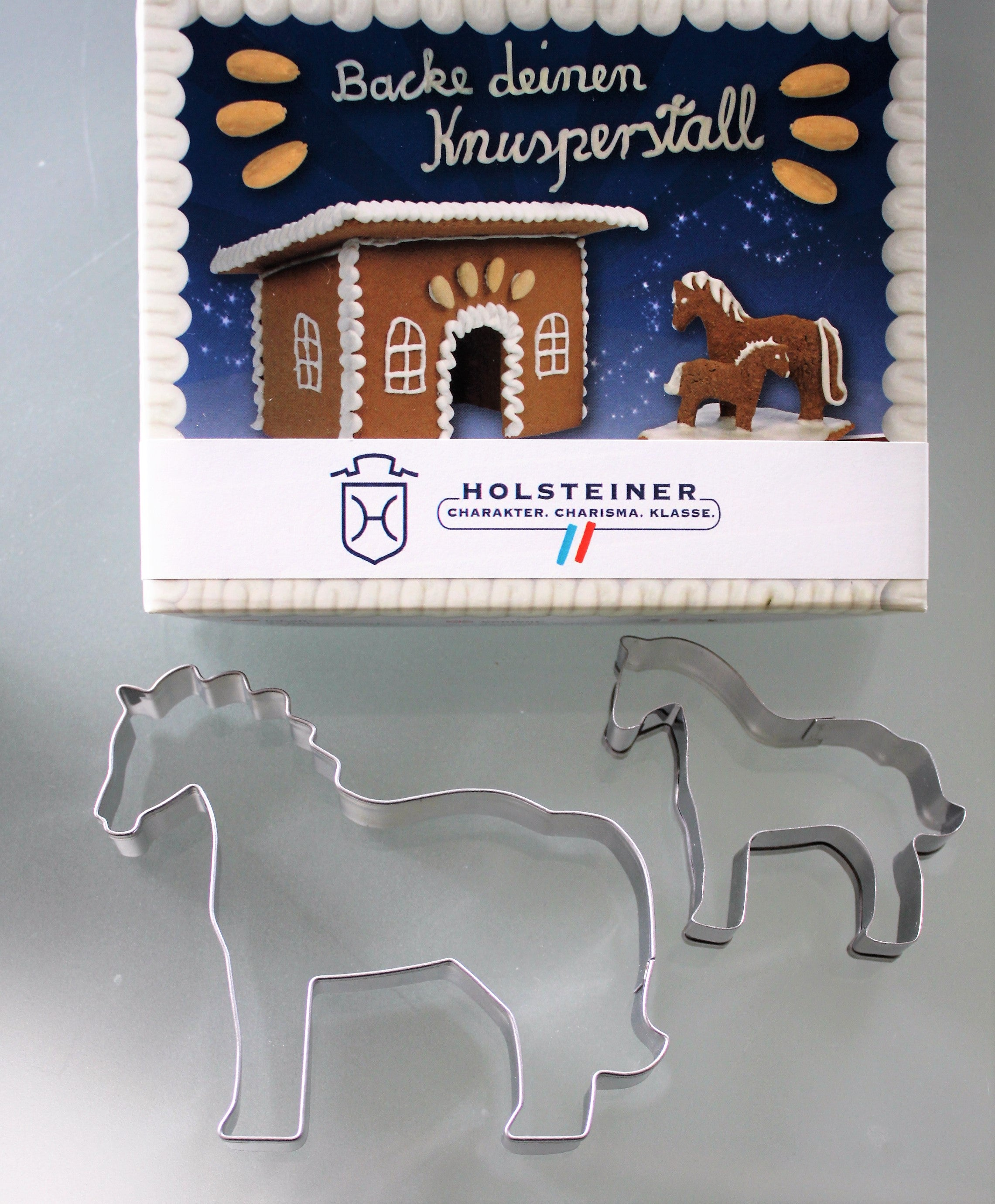 "Backformen-Set  ""Backe deinen Knusperstall"" (19001)"