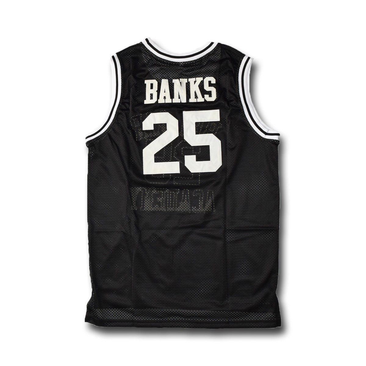 6d0277175865 Carlton Banks  25 Bel-Air Academy Jersey (Black) – The Playful Jersey