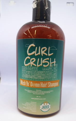 Curl Crush | Tress Leche' Conditioner