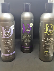 Design Essentials Shampoo