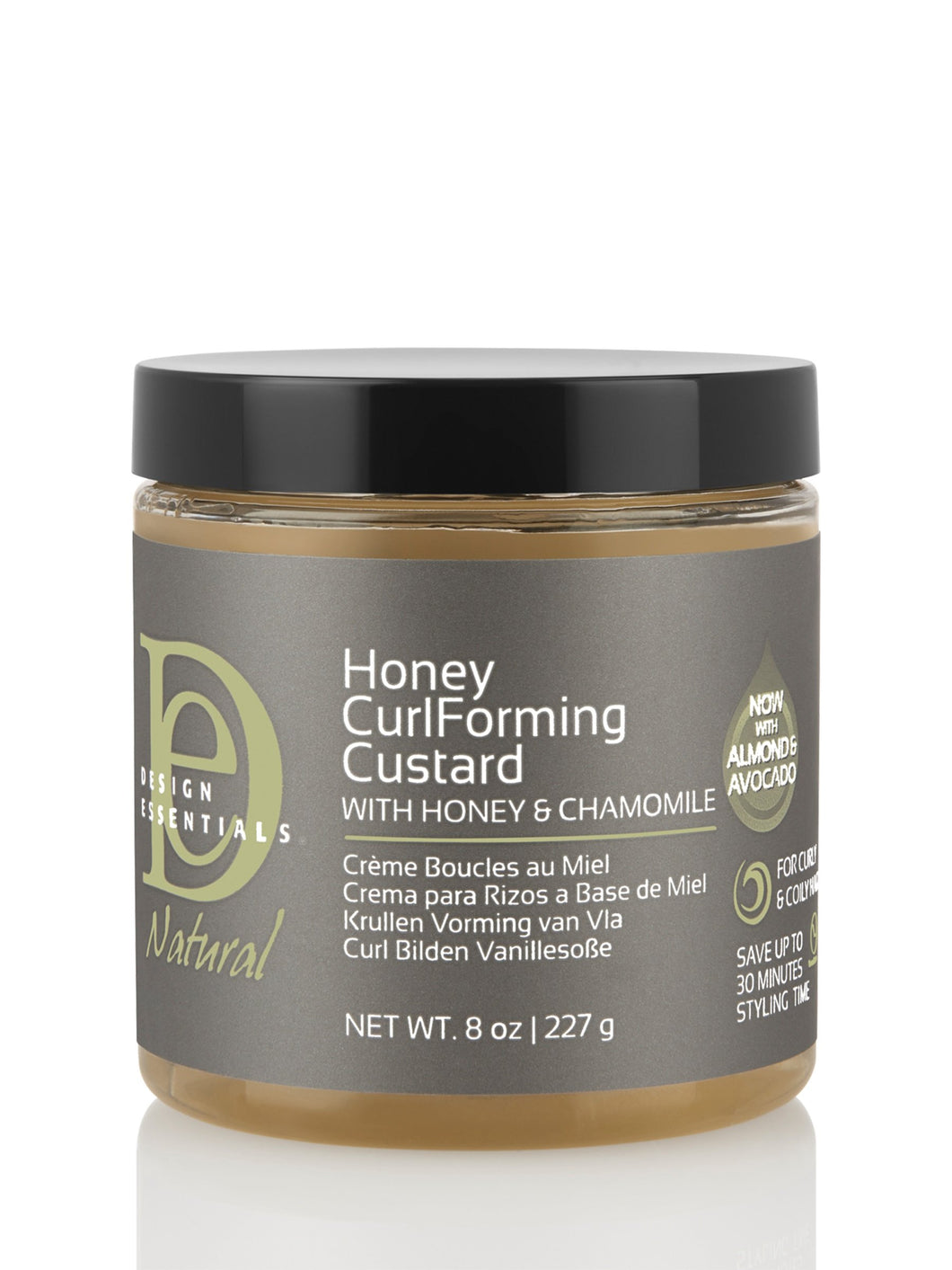 Design Essentials - Honey Curl Forming Custard