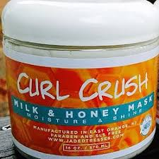 Curl Crush | Milk & Honey Mask 16oz