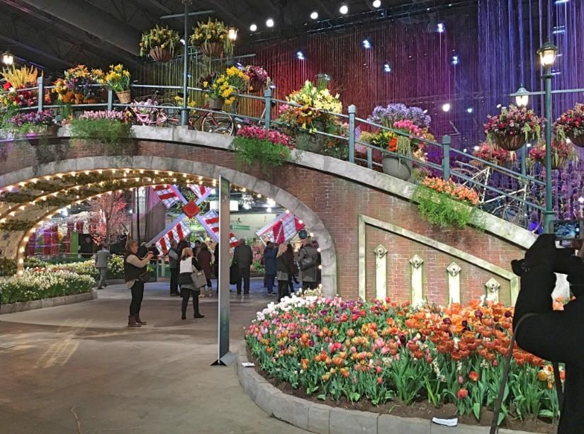 Starting the Season at the Philadelphia Flower Show