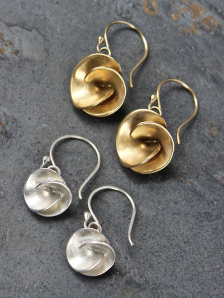 Poppy Wire Earrings