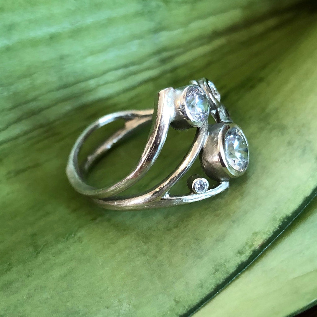 Branch Multi-Stone Ring - InBloomJewelry