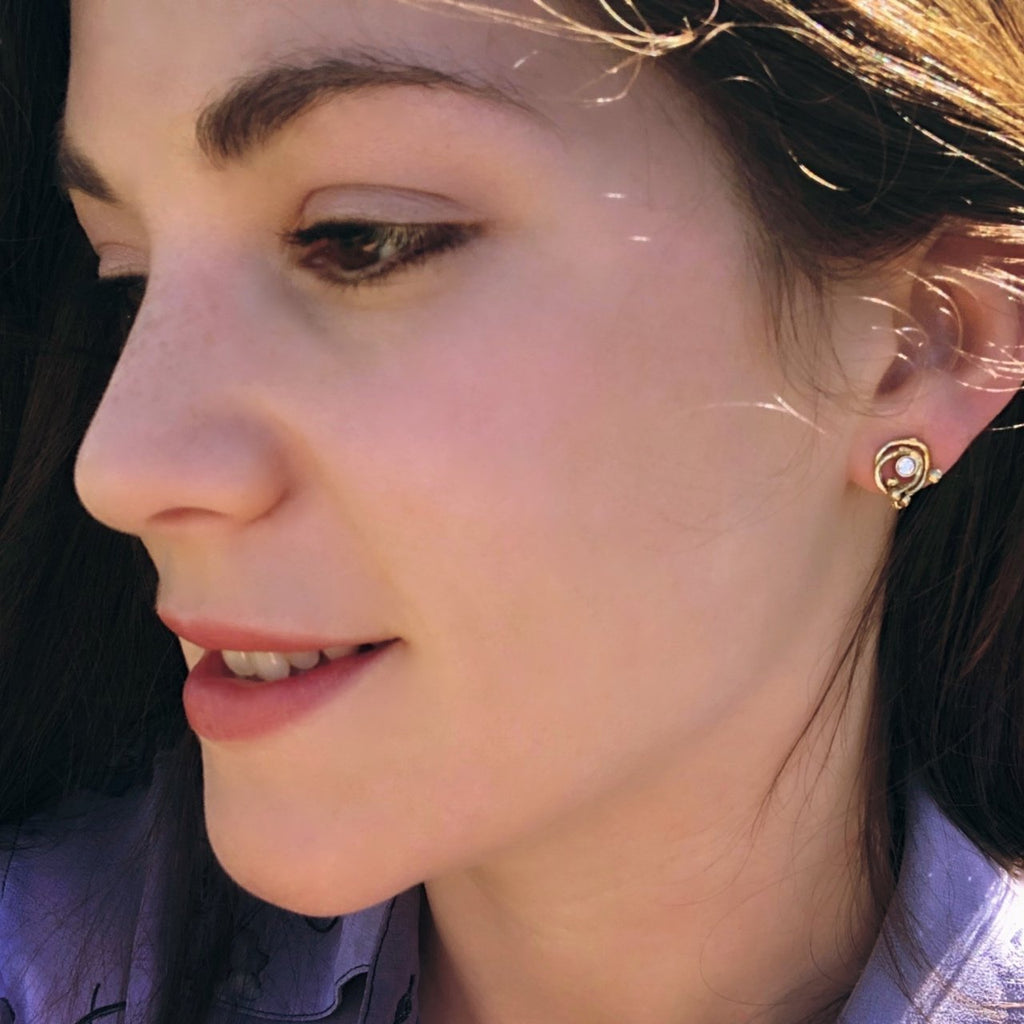 Constellation Post Earrings - InBloomJewelry