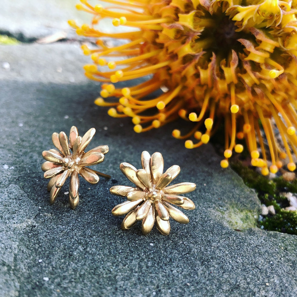 Dahlia Large Earrings - InBloomJewelry