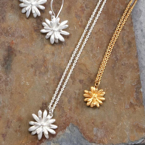 Dahlia Simple Pendants - InBloomJewelry