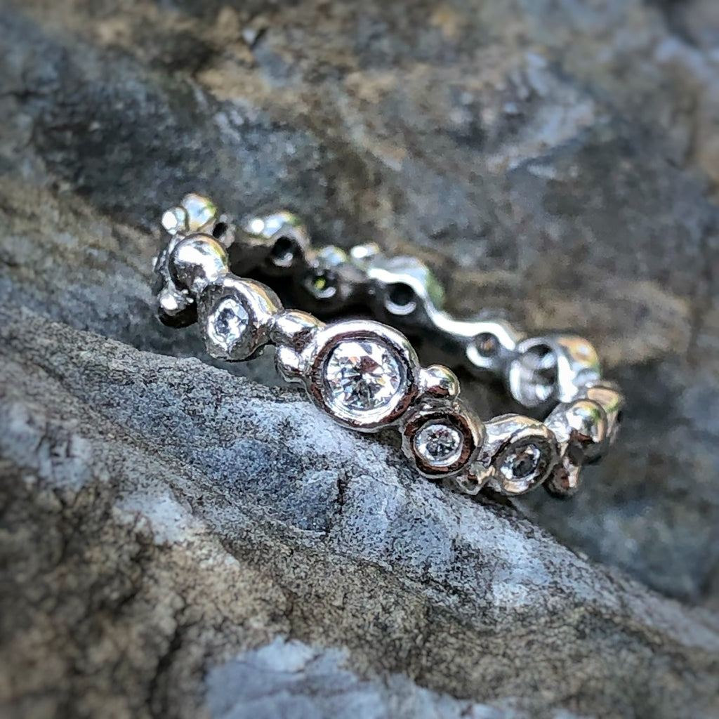 Perfectly Imperfect Infinity Band - InBloomJewelry