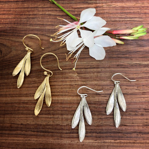 Sage Earrings - InBloomJewelry