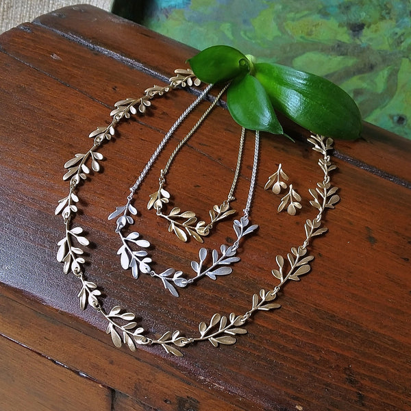 Vine Full-Round Necklace - InBloomJewelry