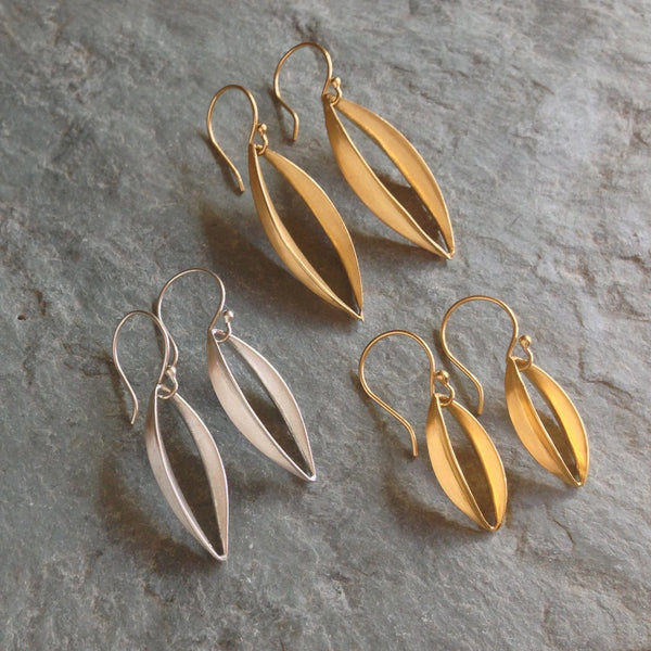 Willow Small & Medium Earrings - InBloomJewelry
