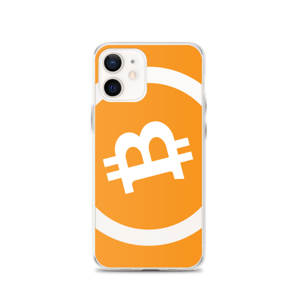 Bitcoin Cash iPhone Case iPhone 12  - zeroconfs