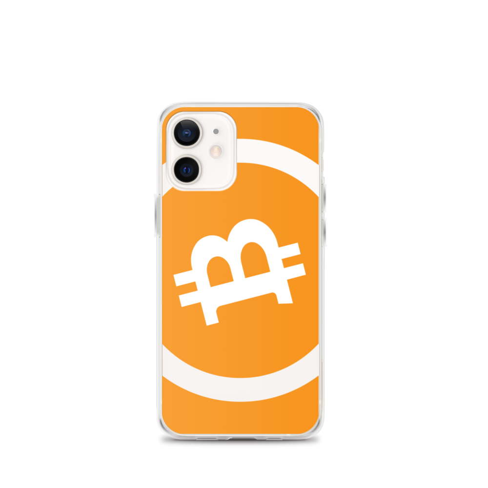 Bitcoin Cash iPhone Case iPhone 12 mini  - zeroconfs