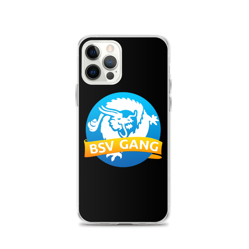 Bitcoin SV Gang iPhone Case iPhone 12 Pro  - zeroconfs