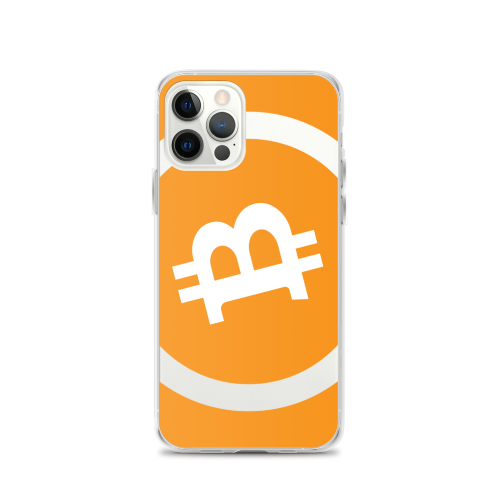 Bitcoin Cash iPhone Case iPhone 12 Pro  - zeroconfs