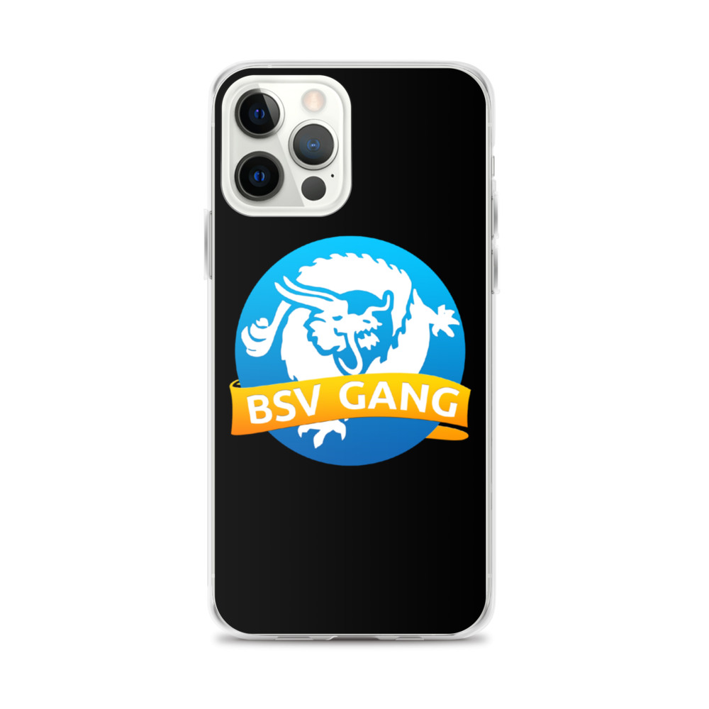 Bitcoin SV Gang iPhone Case iPhone 12 Pro Max  - zeroconfs