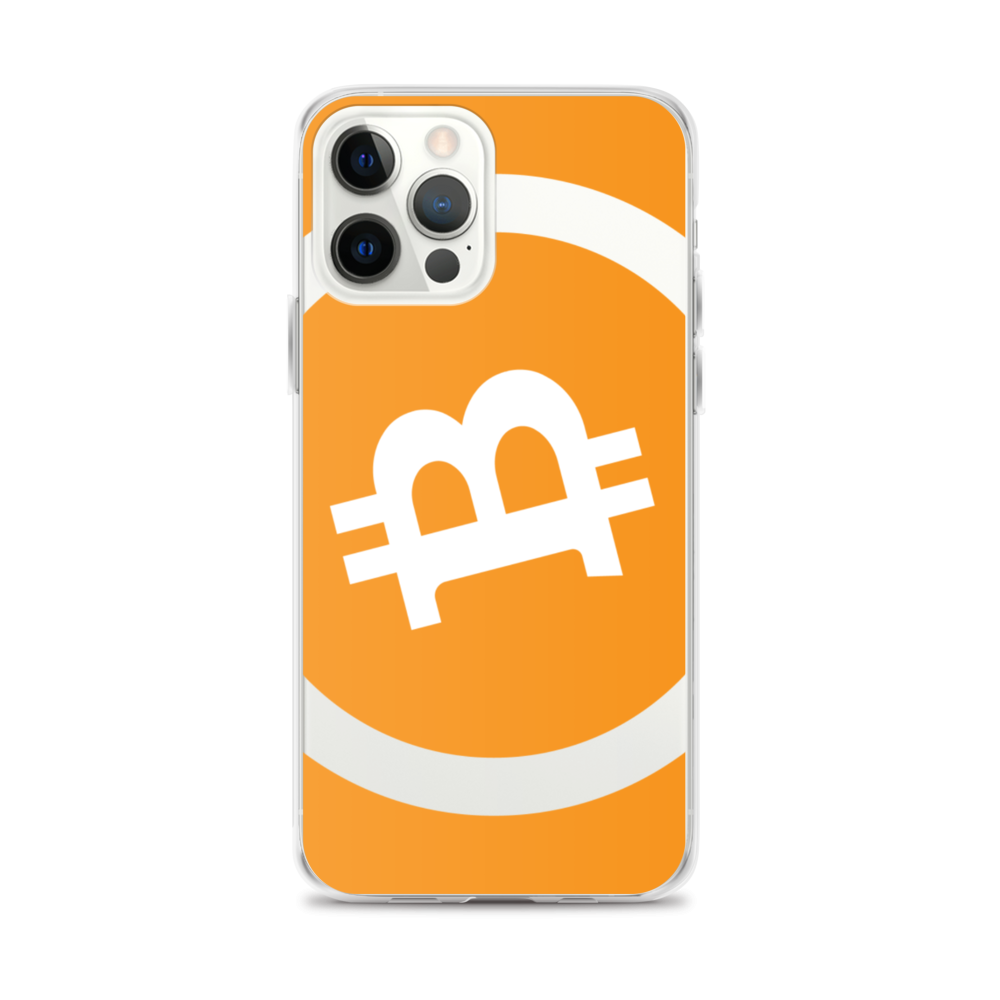Bitcoin Cash iPhone Case iPhone 12 Pro Max  - zeroconfs